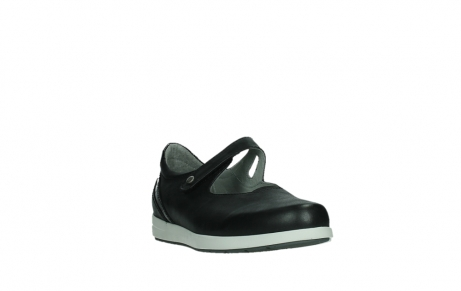 wolky mary janes 02421 electric 26070 black leather_5