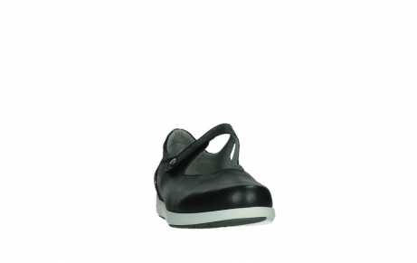 wolky mary janes 02421 electric 26070 black leather_6