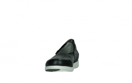wolky mary janes 02421 electric 26070 black leather_8