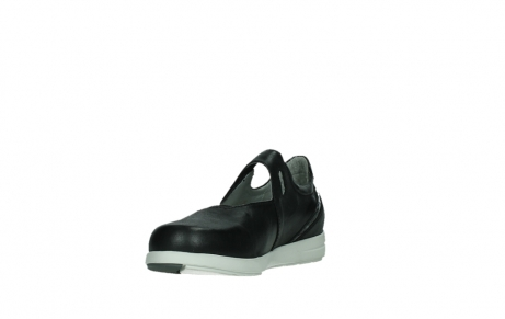 wolky mary janes 02421 electric 26070 black leather_9