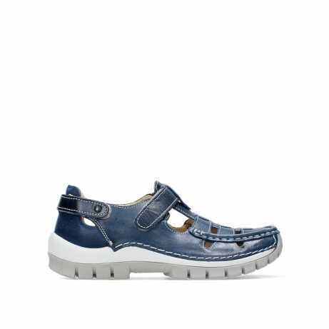 wolky mary janes 04703 move 35870 blue summer leather