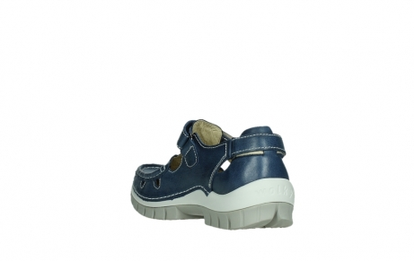 wolky mary janes 04703 move 35870 blue summer leather_17