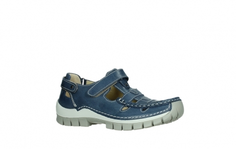 wolky mary janes 04703 move 35870 blue summer leather_3