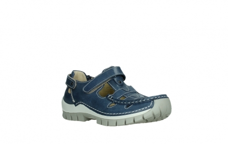 wolky mary janes 04703 move 35870 blue summer leather_4