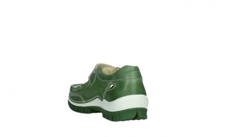 wolky mary janes 04709 step 35735 velvet green leather_17