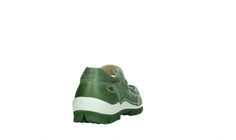 wolky mary janes 04709 step 35735 velvet green leather_20