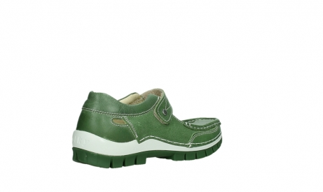 wolky mary janes 04709 step 35735 velvet green leather_22