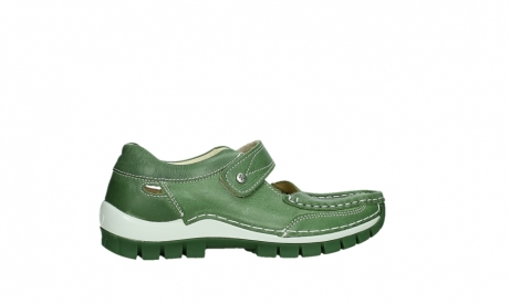 wolky mary janes 04709 step 35735 velvet green leather_24