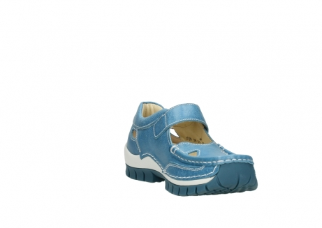 wolky mary janes 04709 step 35815 sky blue leather_17