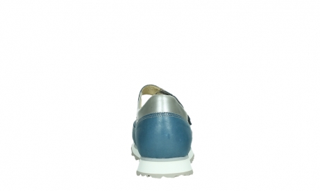 wolky mary janes 05805 e step 87860 steel blue pearl stretch leather_19