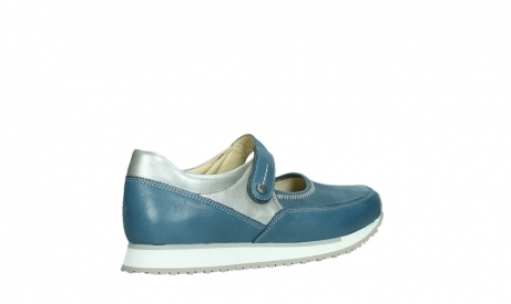 wolky mary janes 05805 e step 87860 steel blue pearl stretch leather_23