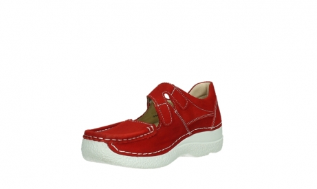 wolky mary janes 06247 roll fever 11570 red nubuck_10