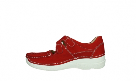 wolky mary janes 06247 roll fever 11570 red nubuck_13