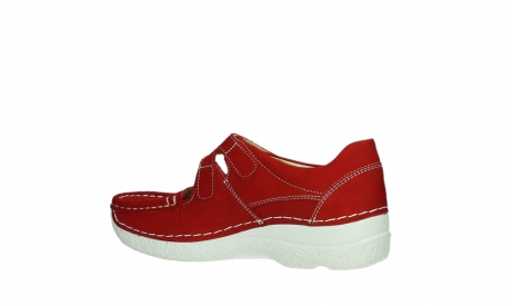 wolky mary janes 06247 roll fever 11570 red nubuck_15