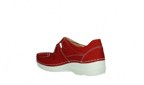 wolky mary janes 06247 roll fever 11570 red nubuck_16