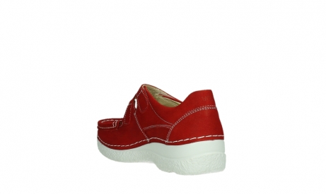 wolky mary janes 06247 roll fever 11570 red nubuck_17