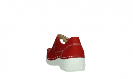 wolky mary janes 06247 roll fever 11570 red nubuck_18