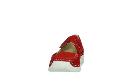 wolky mary janes 06247 roll fever 11570 red nubuck_8