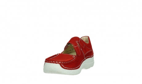 wolky mary janes 06247 roll fever 11570 red nubuck_9