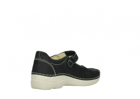 wolky mary janes 06291 seamy cross 10070 black nubuck_10