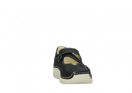 wolky mary janes 06291 seamy cross 10070 black nubuck_18