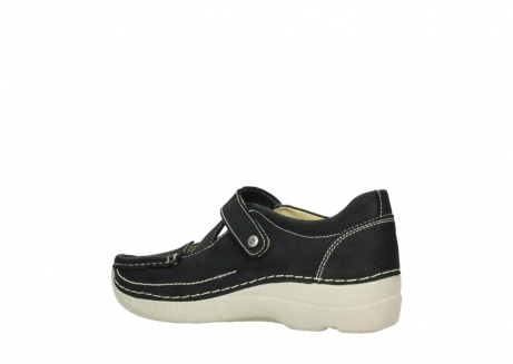 wolky mary janes 06291 seamy cross 10070 black nubuck_3