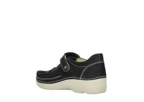 wolky mary janes 06291 seamy cross 10070 black nubuck_4
