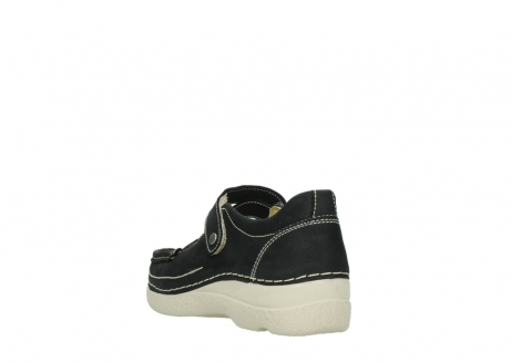 wolky mary janes 06291 seamy cross 10070 black nubuck_5