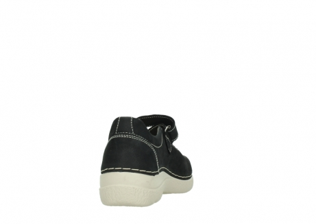 wolky mary janes 06291 seamy cross 10070 black nubuck_8