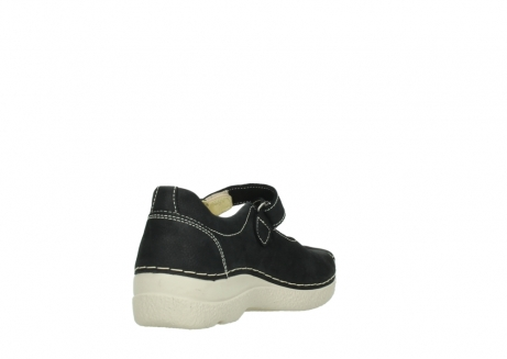 wolky mary janes 06291 seamy cross 10070 black nubuck_9