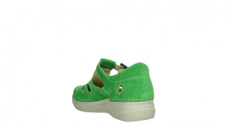 wolky mary janes 06605 smiley 40740 applegreen suede_17