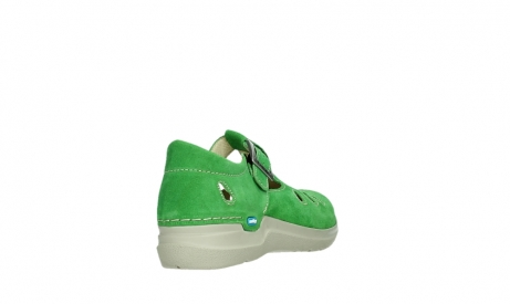 wolky mary janes 06605 smiley 40740 applegreen suede_21