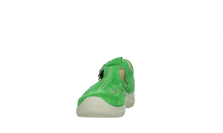 wolky mary janes 06605 smiley 40740 applegreen suede_8