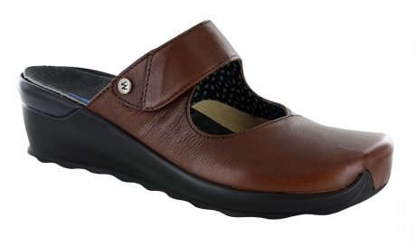 wolky clogs u 2576 up 20430 usa cognac leather