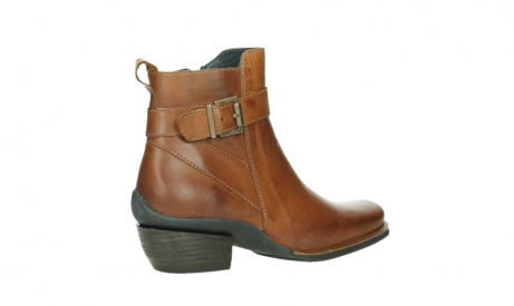 wolky ankle boots 00407 bronson 30430 cognac leather_23