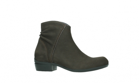 wolky ankle boots 00952 winchester 13305 dark brown nubuck_2