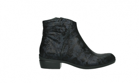 wolky ankle boots 00952 winchester 47800 blue suede_1