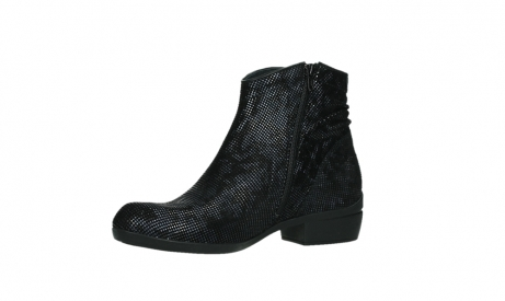 wolky ankle boots 00952 winchester 47800 blue suede_11