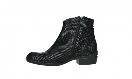 wolky ankle boots 00952 winchester 47800 blue suede_12