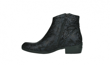 wolky ankle boots 00952 winchester 47800 blue suede_13
