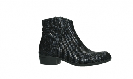 wolky ankle boots 00952 winchester 47800 blue suede_2