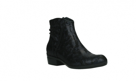 wolky ankle boots 00952 winchester 47800 blue suede_4