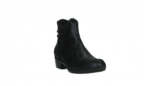 wolky ankle boots 00952 winchester 47800 blue suede_5