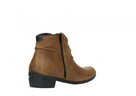 wolky ankle boots 00952 winchester 50432 cognac leather_10