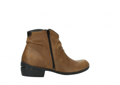 wolky ankle boots 00952 winchester 50432 cognac leather_11