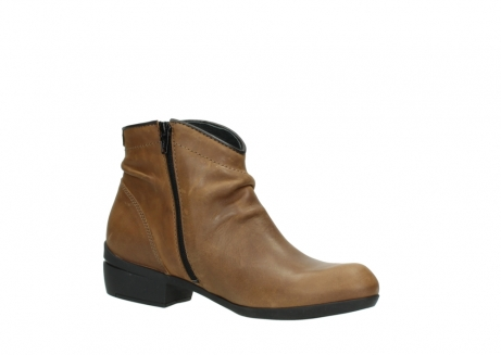 wolky ankle boots 00952 winchester 50432 cognac leather_15