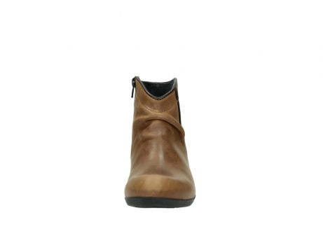 wolky ankle boots 00952 winchester 50432 cognac leather_19