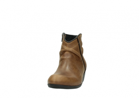 wolky ankle boots 00952 winchester 50432 cognac leather_20
