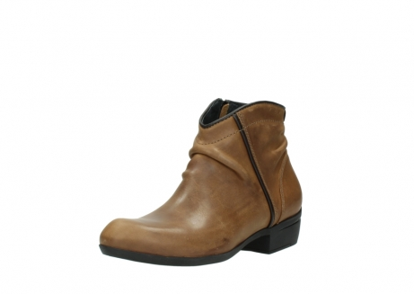wolky ankle boots 00952 winchester 50432 cognac leather_22