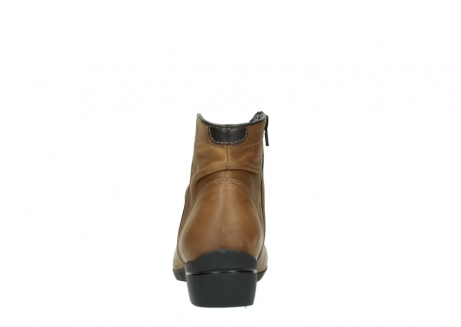 wolky ankle boots 00952 winchester 50432 cognac leather_7